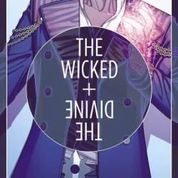 The Wicked and the Divine #12 Cover