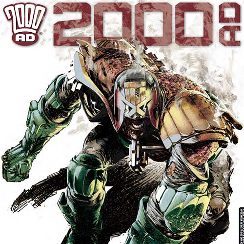 2000 ad prog 1945 feature