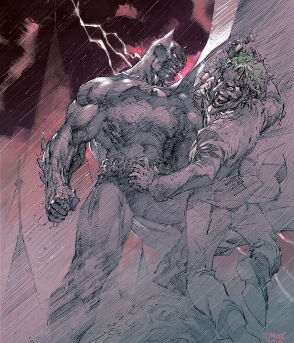Batman Europa #1 Cover