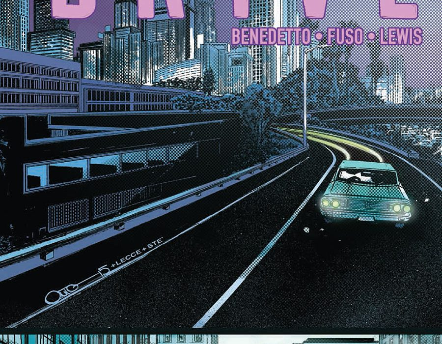 Drive Issue 1 Cover