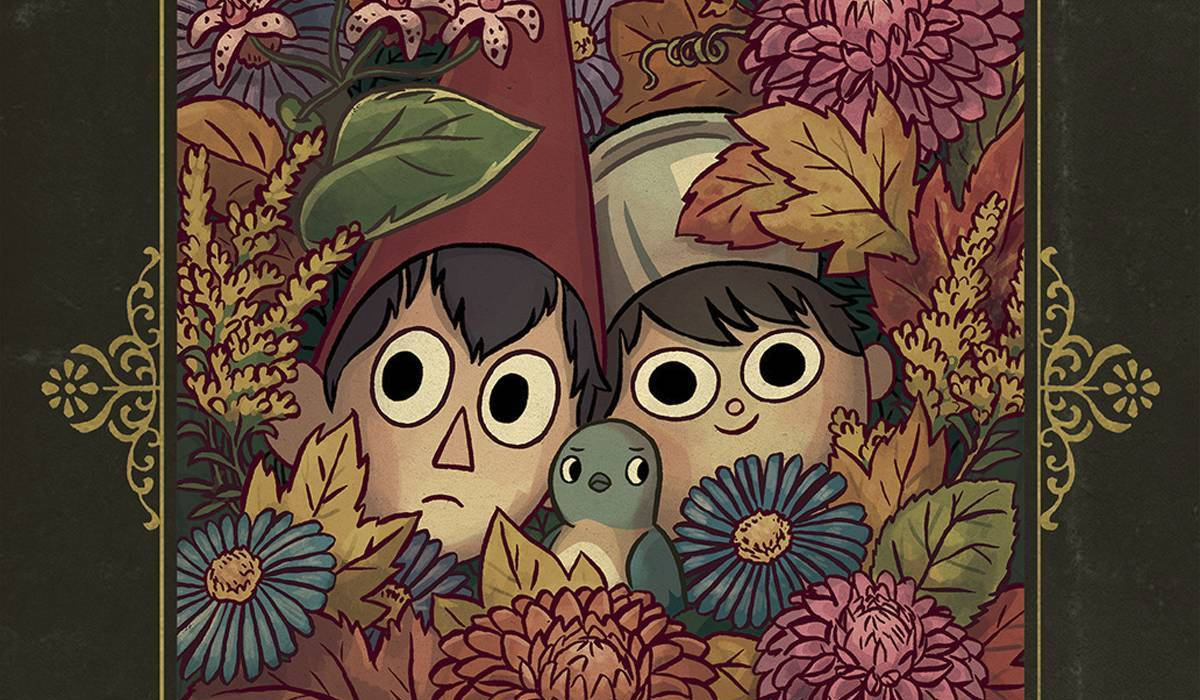 """Another Adventure in The Unknown – """"Over the Garden Wall"""" #1 [Review ..."""