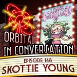 Orbital In Conversation – Episode 148: Return To Oz with Skottie Young [Podcast]