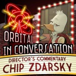 Orbital In Conversation – Director's Commentary: Chip Zdarsky on Howard The Duck [Podcast]