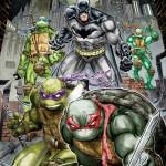 "World's Greatest Detective Meets Heroes in a Half Shell in ""Batman/Teenage Mutant Ninja Turtles"" #1 [Review]"