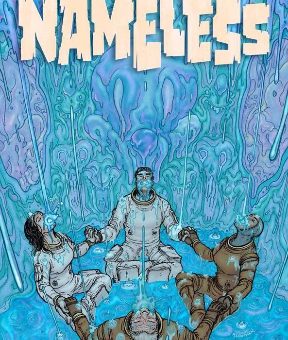 Nameless 5 Cover