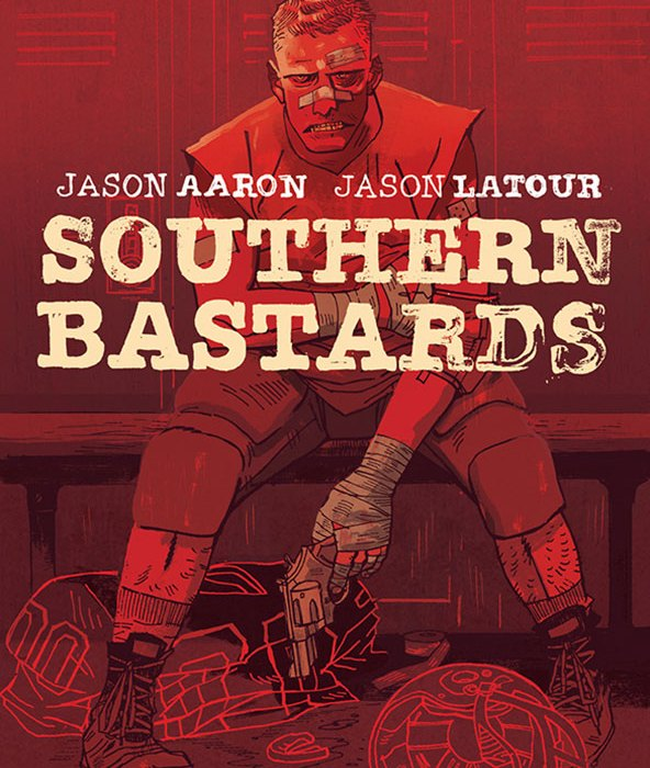 Southern Bastards Vol 2: Gridiron Cover