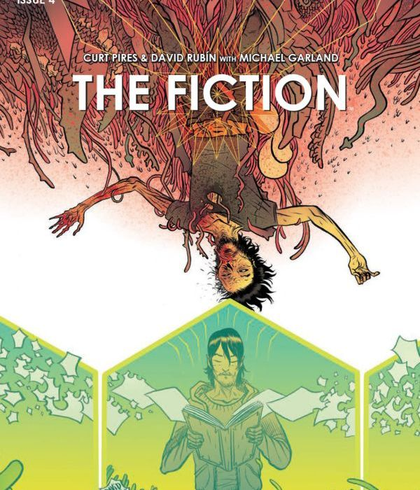 The Fiction #4 Cover
