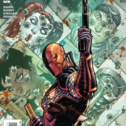 Deathstroke #11 Cover