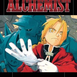 Full Metal Alchemist Vol 1 Cover