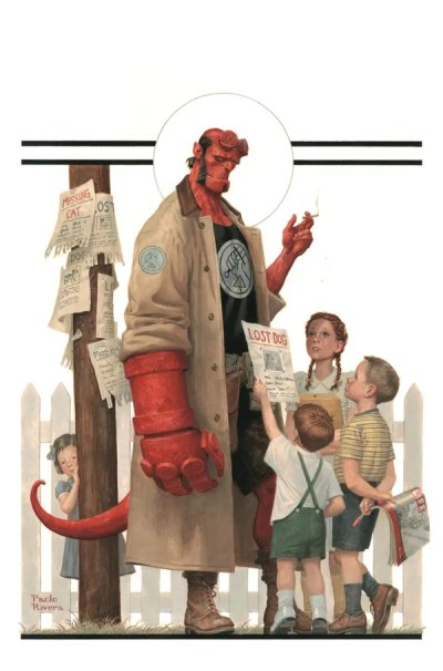 Hellboy and the B.P.R.D. #3: 1953―Beyond the Fences (Part 1)