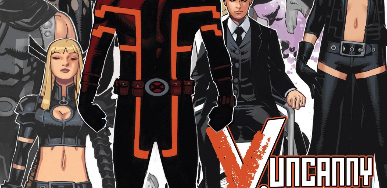 Uncanny X-Men Issue 600 Cover