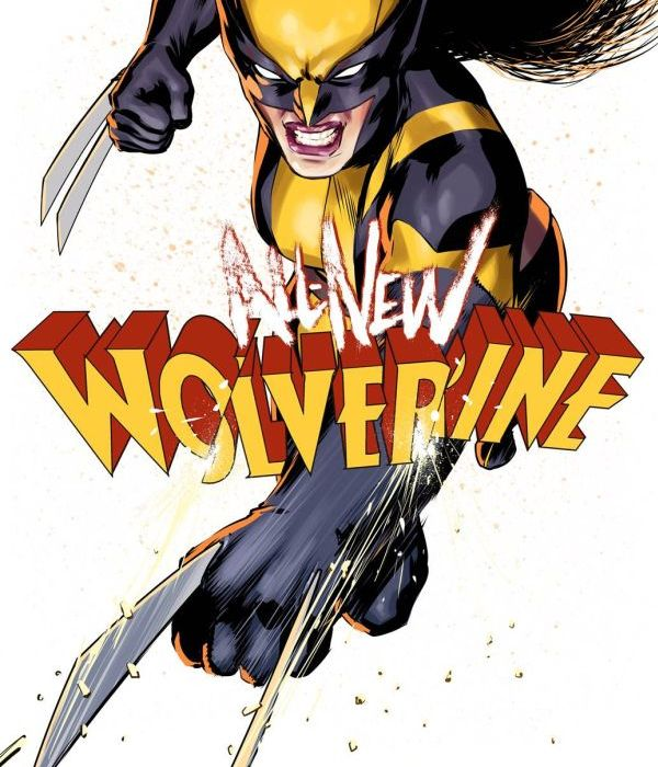 All New Wolverine #1 Variant Cover