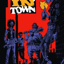 Last Gang in Town 1 cover