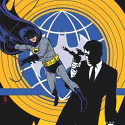 Batman: Man From Uncle #1