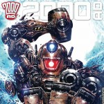 Multiver-City One: 2000 AD Prog 1962 – Who Shot Judge Dredd?