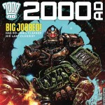 Multiver-City One: 2000 AD Prog 1964 and Judge Dredd Megazine 368