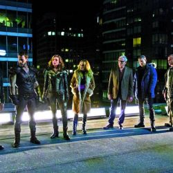 Legends of Tomorrow Pilot Part 1