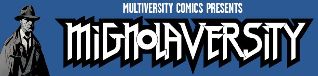 Joe Golem Mignolaversity Logo