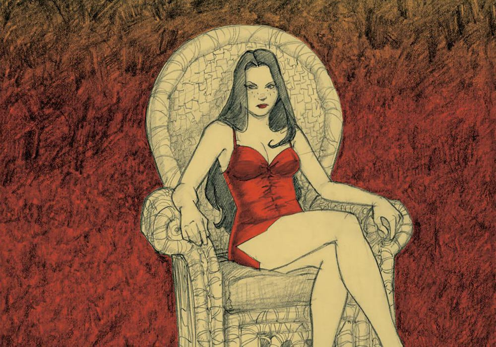 Rachel Rising #7 Cover Cropped
