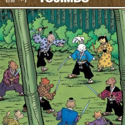 Usagi Yojimbo #151 Cover