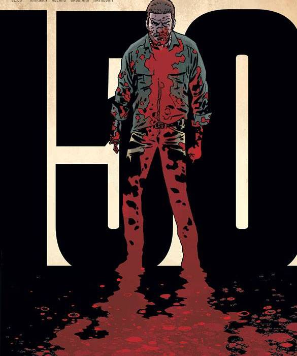 The Walking Dead #150 Cover