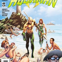Aquaman 49 cover
