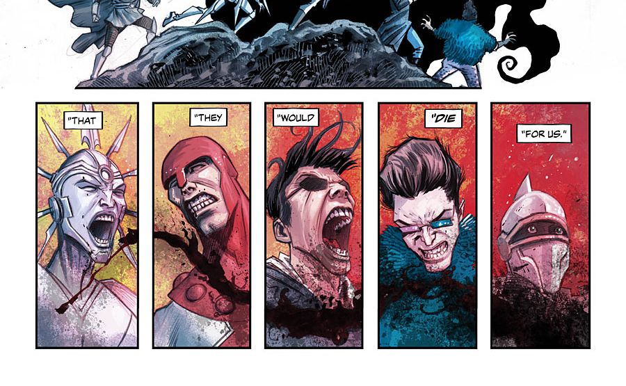 New Suicide Squad #17 Featured Image
