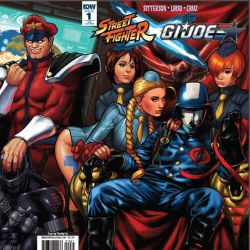 Street Fighter X GI Joe Featured