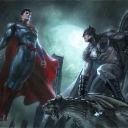 Superman and Batman Gabrielle Dell'Otto