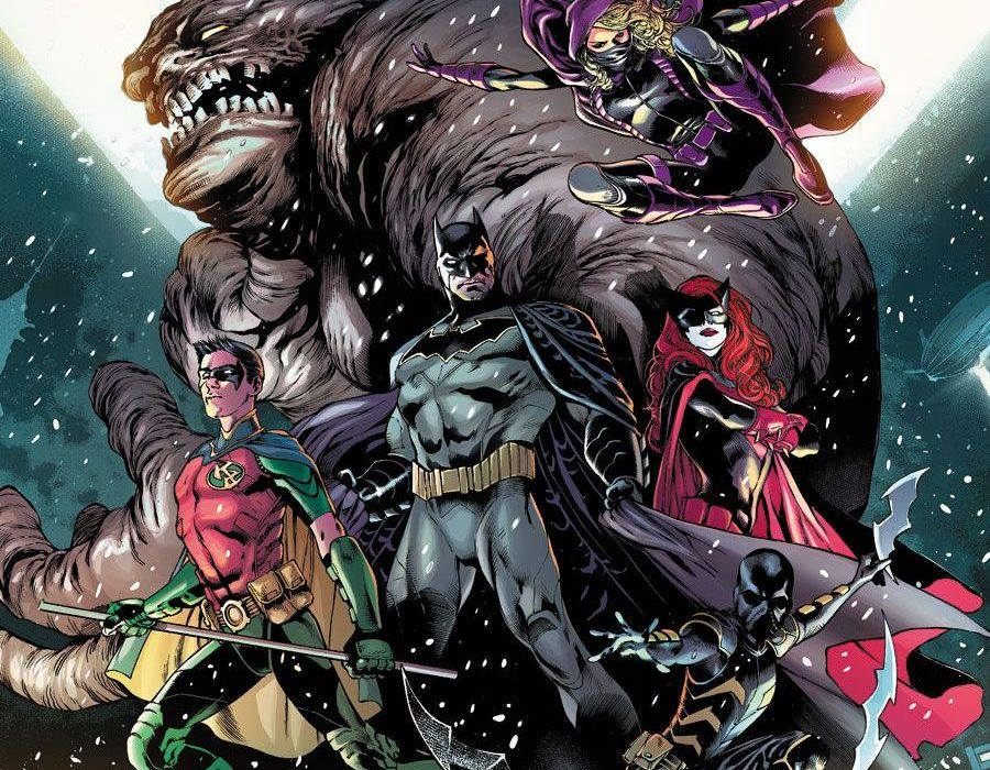 Detective Comics 934 Cropped