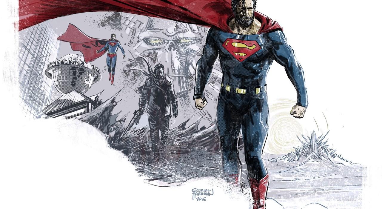Superman Gabriel Hardman