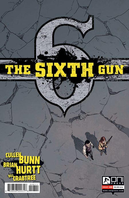 """The Sixth Gun"" #48"