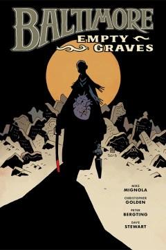 Baltimore – Volume 7: Empty Graves (cover)