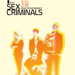 Sex Criminals Issue 15 Cover