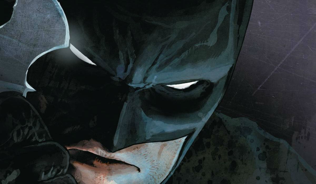 Batman Rebirth 1 cover - cropped