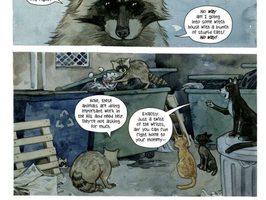 Beasts of Burden WTCDI Featured