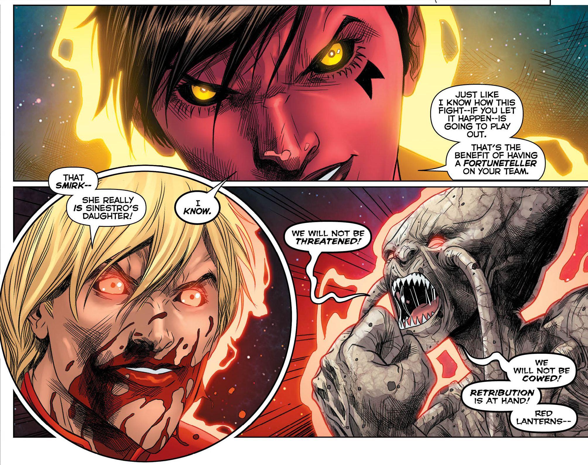 exclusive sinestro 23 multiversity comics