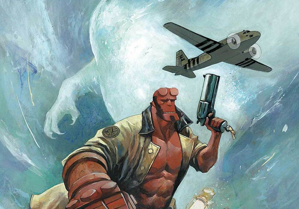 Feature: Hellboy and the B.P.R.D.: 1954 #1