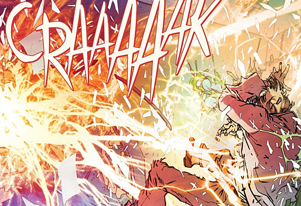 The Flash #1 Featured Image
