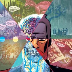 Cave Carson 1 Featured
