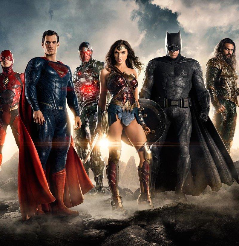 Justice League Movie Cast