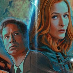 x-files annual 2016 square