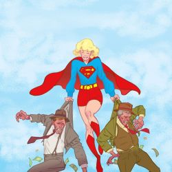 Supergirl Month: Brahm Revel Featured