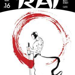Rai #16 Cover Edit