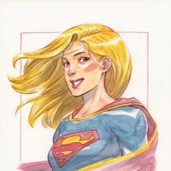 Supergirl Month: Ron Chan Featured
