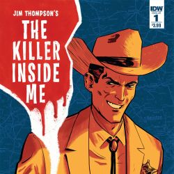 The Killer Inside Me #1 Featured