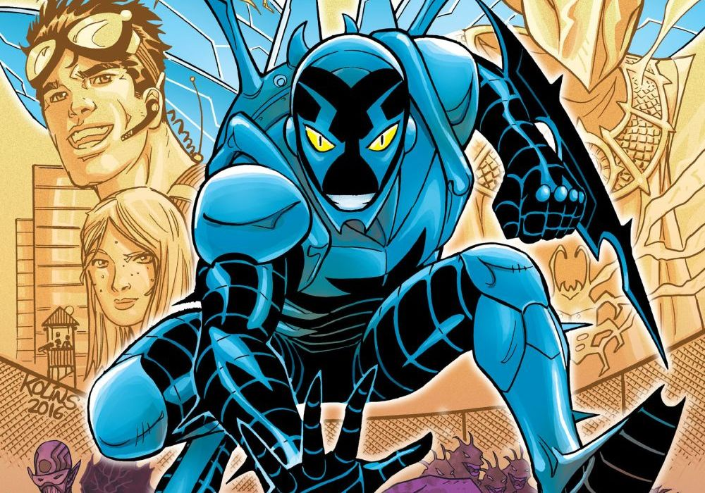 Blue Beetle 1 Featured
