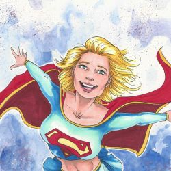 Supergirl Month: Emma Kubert Featured