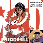 Pop Culture Hound – Episode 213: The Big Red One: A Spotlight on Terry Dodson