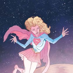 Supergirl Month: PJ Holden Featured